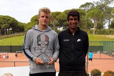 Davidovich Wins First Professional Title At The Campus Future