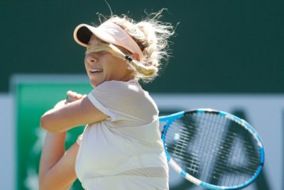 She's Just 16, But Amanda Anisimova Is On Top Of The Tennis World