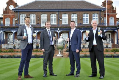 Fever-Tree Championships Joins Kyle Edmund To Support Great Ormond Street Children's Hospital In 2018