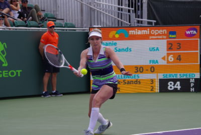 Game, Set, Mattek-Sands: In Life And On The Tennis Court, She's Either Winning Or Learning