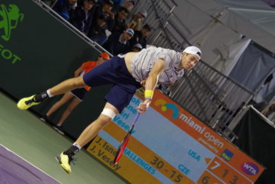 Isner To Replace Nadal At Nitto ATP Finals