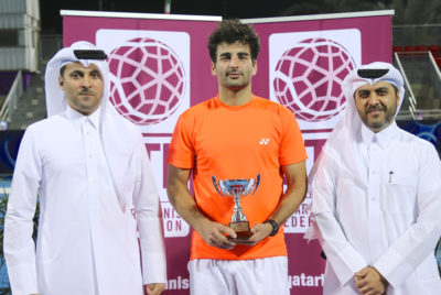 Hassan Clinches Maiden Futures Title In Qatar