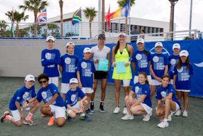 Young US-Americans Dominate USTA National Campus Pro Tennis Classic