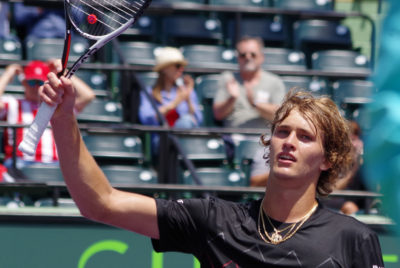 Zverev, Dimitrov And Goffin Named For Team Europe At Laver Cup