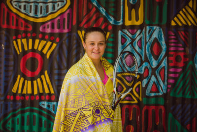 Ashleigh Barty Named National Indigenous Tennis Ambassador