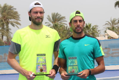 Brands Wins Djerba Open Title