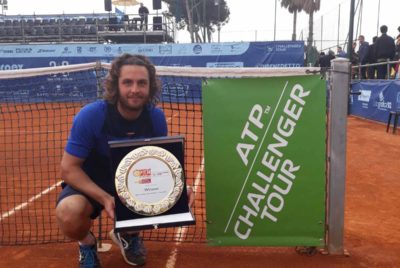 Trungelliti Clinches Maiden Challenger Title In Barletta