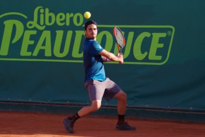 Fabbiano Comes Back Against Janvier At Tunis Open