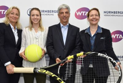 Görges And Bertens To Headline 2018 Nürnberger Versicherungscup
