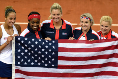 It Seems Only Fitting That USA, Czech Republic To Meet In Fed Cup Final