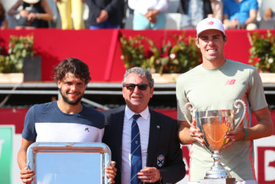 Opelka Clinches Bordeaux Challenger Crown