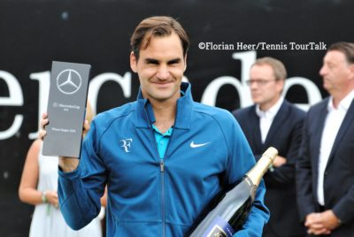 Federer Crowned MercedesCup Champion