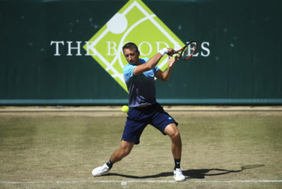 Stakhovsky, Tomic Fine-Tune Preparations For Wimbledon On Final Day At The Boodles