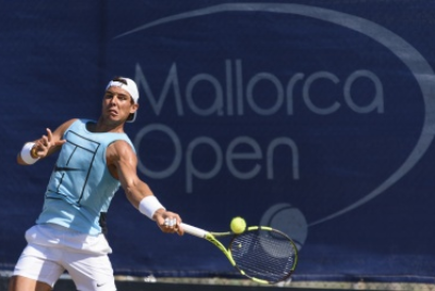 Nadal Will Practice At Mallorca Open