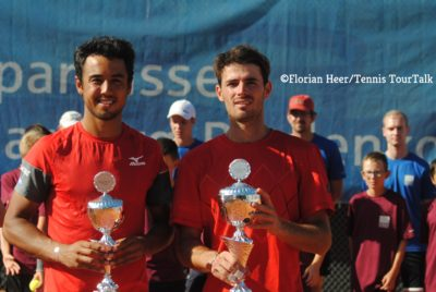 Londero Wins South-American Clash In Marburg