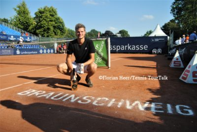 Hanfmann Wins Sparkassen Open, Celebrating His Greatest Triumph
