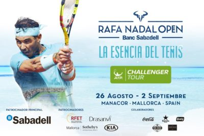 Rafa Nadal Open Banc Sabadell To Be Held In Mallorca