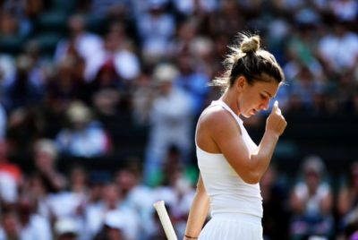 Wimbledon Day 6: Halep Latest Women's Seed Out