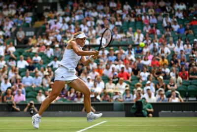 Wimbledon Second Tuesday: Kerber, Ostapenko Reach Semifinals