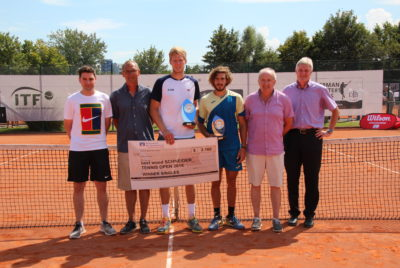 Haim Claims First Futures Title In Bad Schussenried