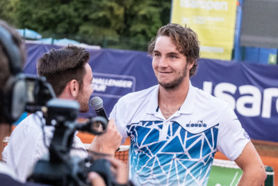 Struff, Vesely, Zopp Advance To Second Round At Isar Open