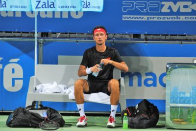 Stakhovsky Opens Portoroz Title Defense With Hard-Fought Win