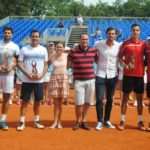 Doubles final Isar Open