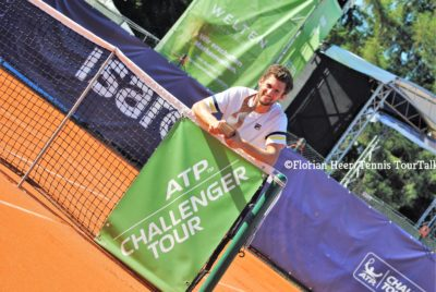 Sousa Storms To Isar Open Title