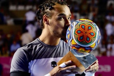 Fognini Takes Los Cabos Title