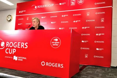 Canadians Delight Home Crowd At Rogers Cup
