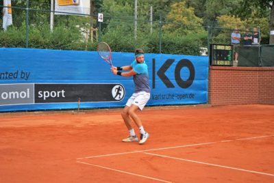Top Seed Gakhov Survives Scare At Karlsruhe Open