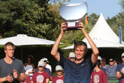 Horansky Claims Maiden Challenger Title In Meerbusch
