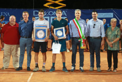 Lorenzi Battles Past Valkusz To Cordenons Title In Thrilling Final
