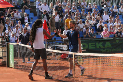 German Players Delight Home Crowd At Meerbusch Challenger