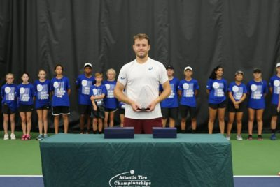 Duckworth Claims Cary Challenger Title