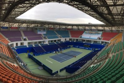 Third Edition Of Chengdu Open Set To Serve Up Another Entertaining Week Of Tennis