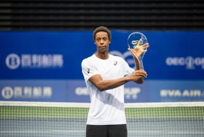 Monfils Victorious At OEC Open Kahohsiung Challenger