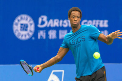 Monfils Tested In Opening Round At OEC Open Kaohsiung
