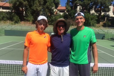 USC Junior Brandon Holt Captures Claremont Club Pro Classic Title