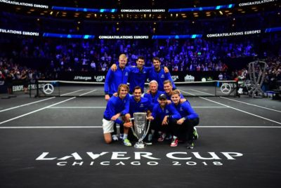 Zverev, Federer Secure Second Laver Cup Win For Team Europe