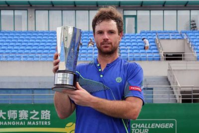 Kavcic Clinches Shanghai Challenger Title