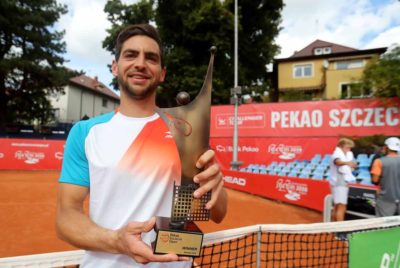 Andreozzi Takes Szczecin Open Crown