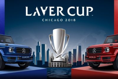 Team Europe Holds Narrow Lead At Laver Cup