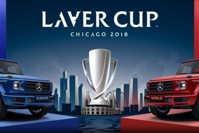 Team Europe Leads 3-1 Over Team World After Opening Day At Laver Cup