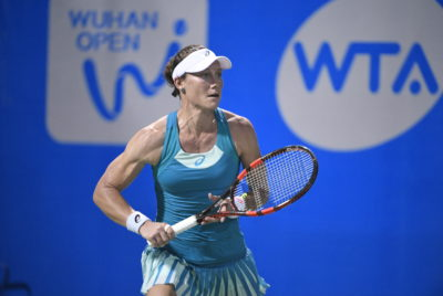 Stosur, Pera And Zheng Join The Stars In Wuhan