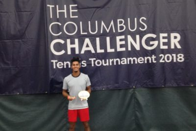 Mmoh Takes Columbus Challenger Title