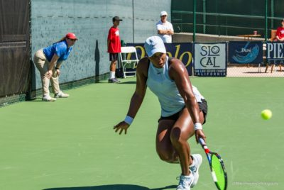 Taylor Townsend Lands Top-Seeded Position At Central Coast Pro Tennis Open
