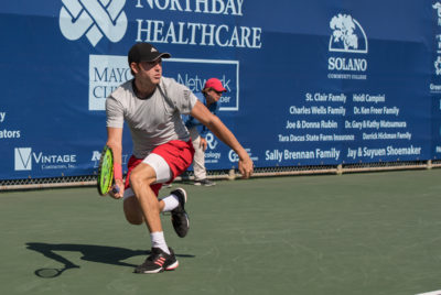 Fratangelo Beats Bolt For NorthBay Healthcare Fairfield Challenger Title