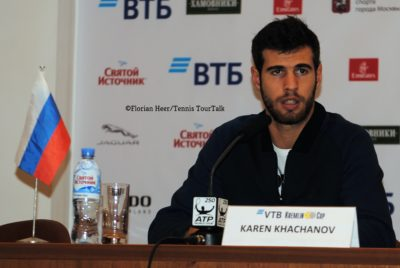 Khachanov And Kasatkina Delight Home Crowd In Moscow