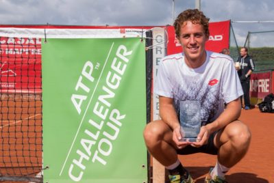 Carballés Baena Clinches Challenger Title At Sánche-Casal Academy